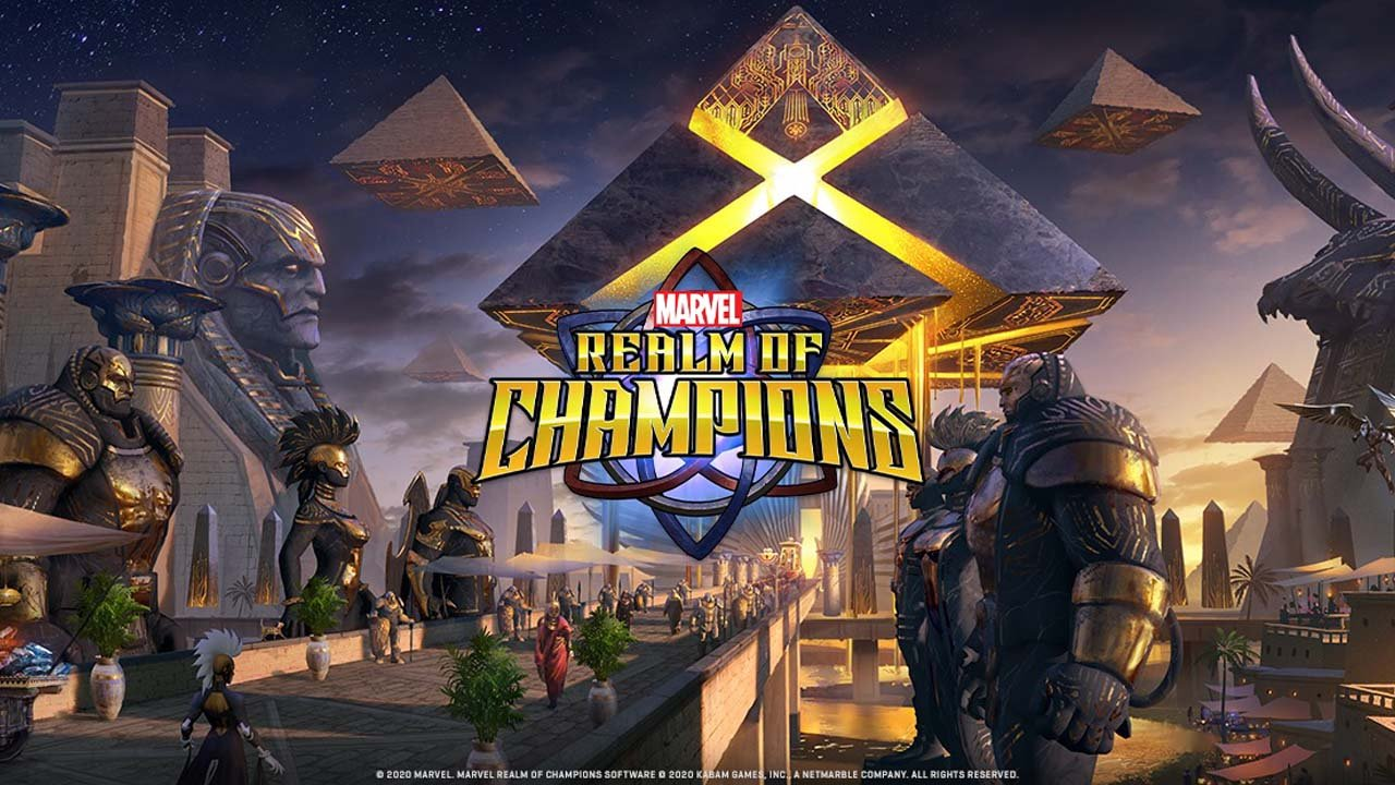Marvel Realm of Champions poster
