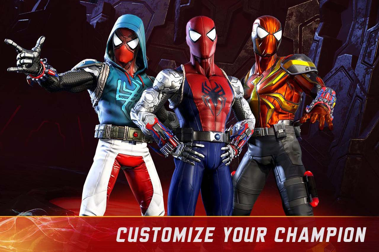 Marvel Realm of Champions screen 0