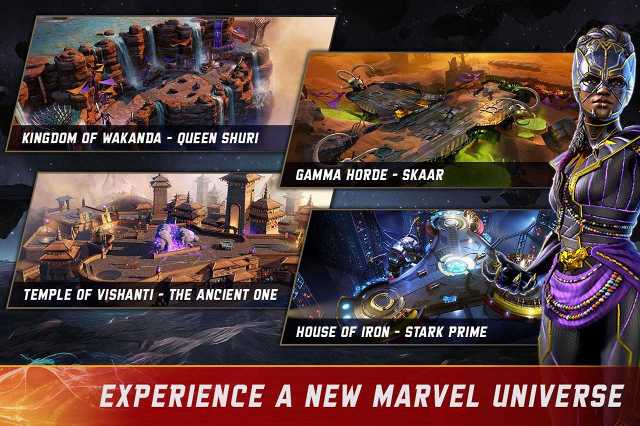 Marvel Realm of Champions screen 1