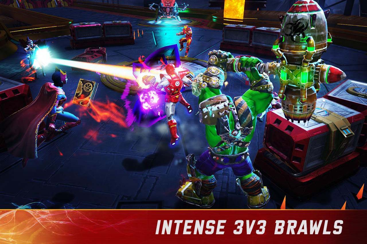Marvel Realm of Champions screen 2