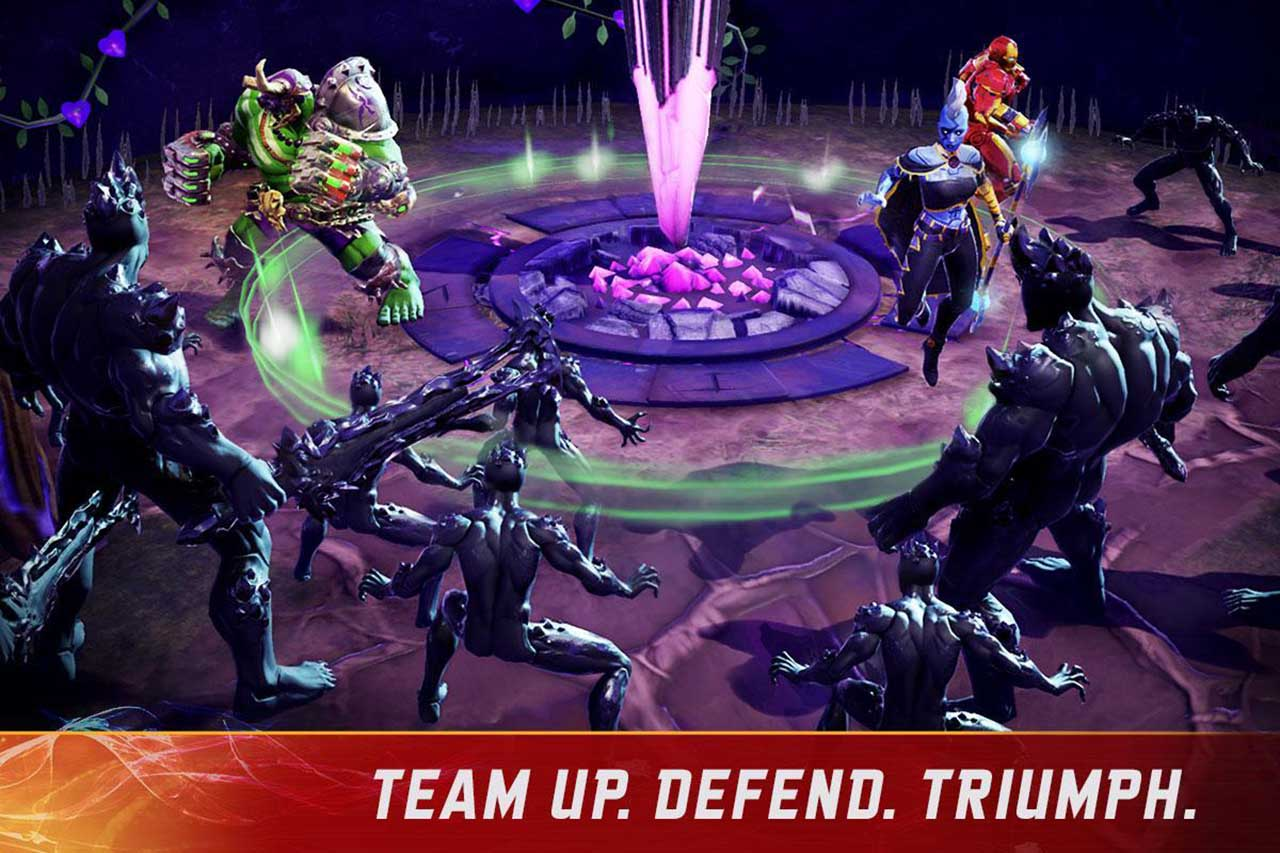 Marvel Realm of Champions screen 3