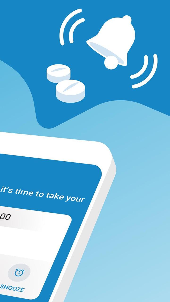 Medisafe Pill Reminder & Medication Tracker screen 1