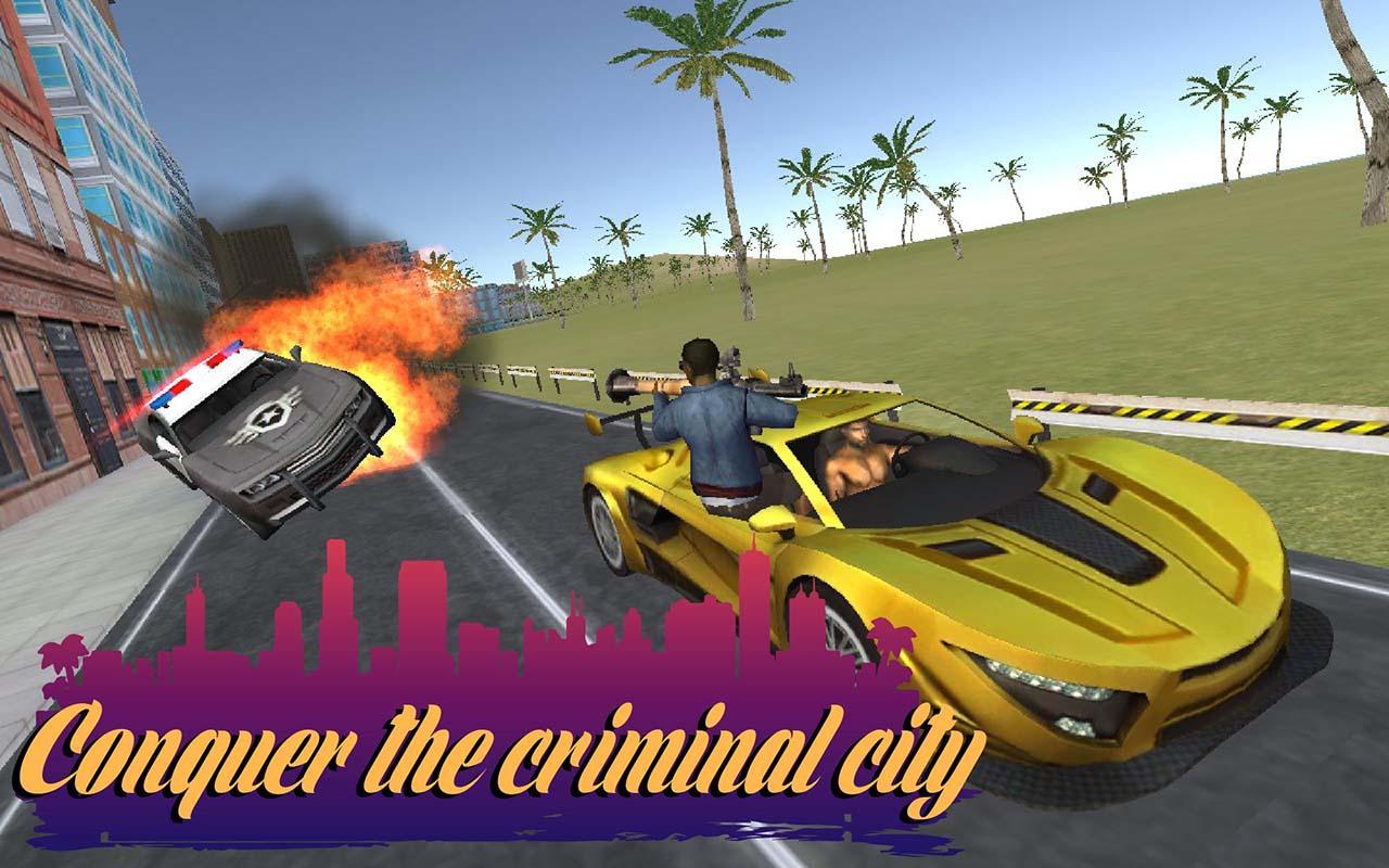 Miami Crime Vice Town screen 1