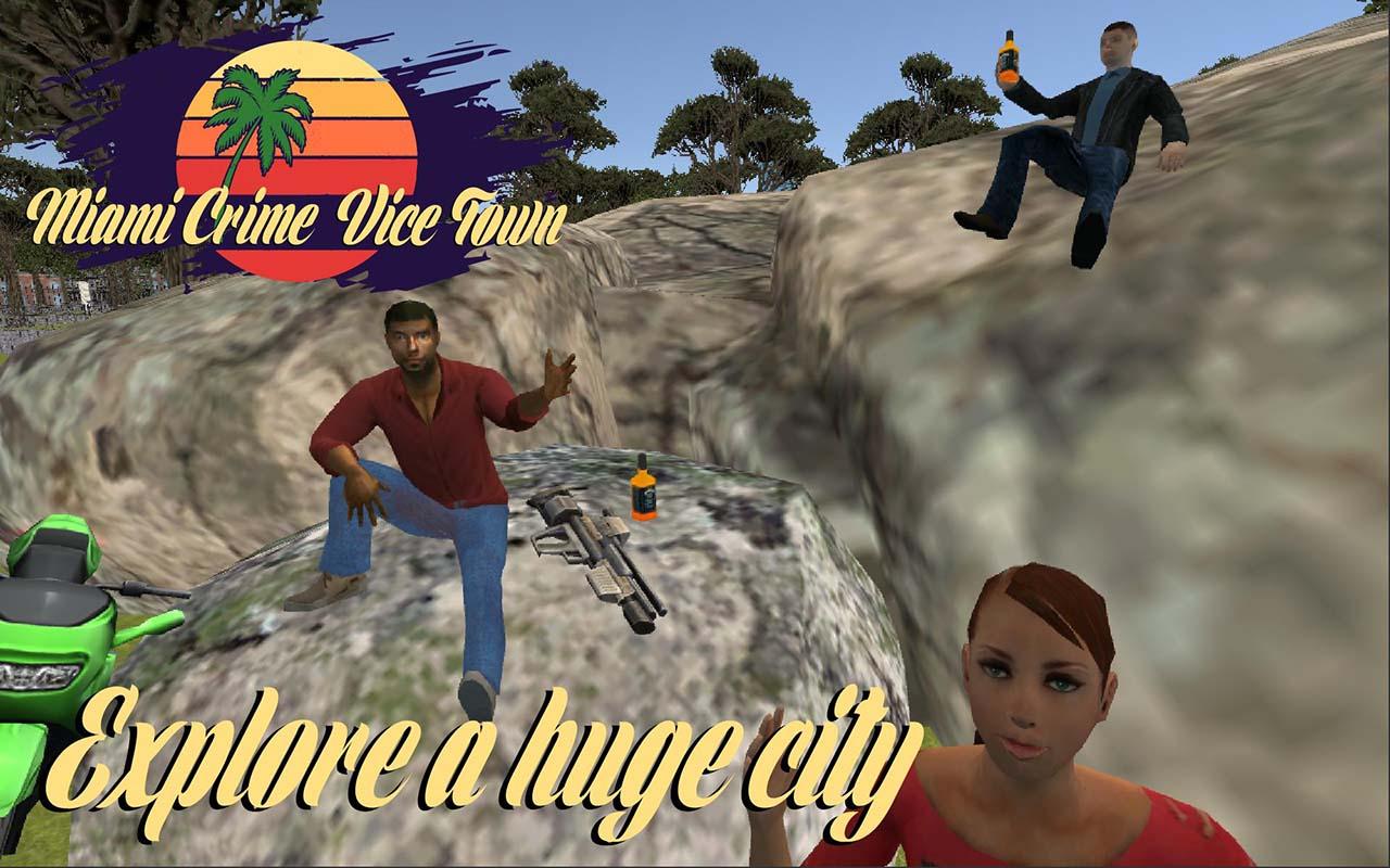 Miami Crime Vice Town screen 3