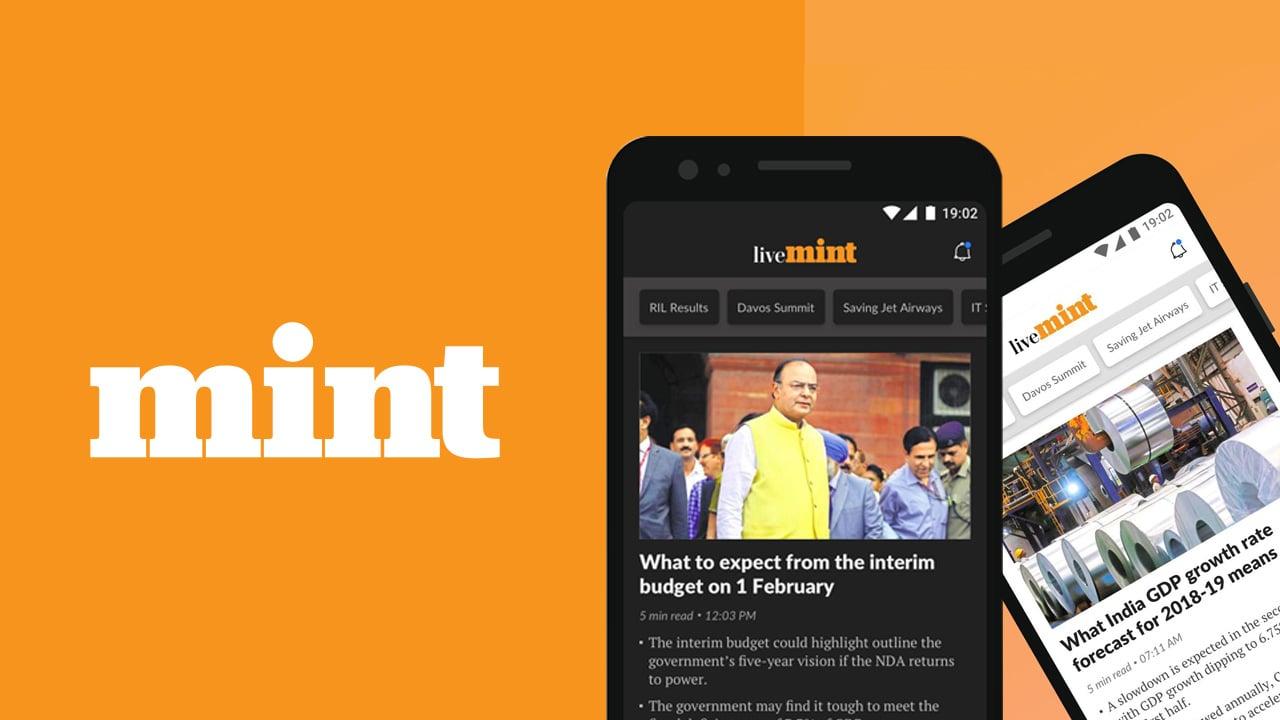 Mint Business News poster
