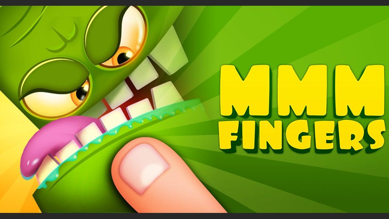 Mmm Fingers poster