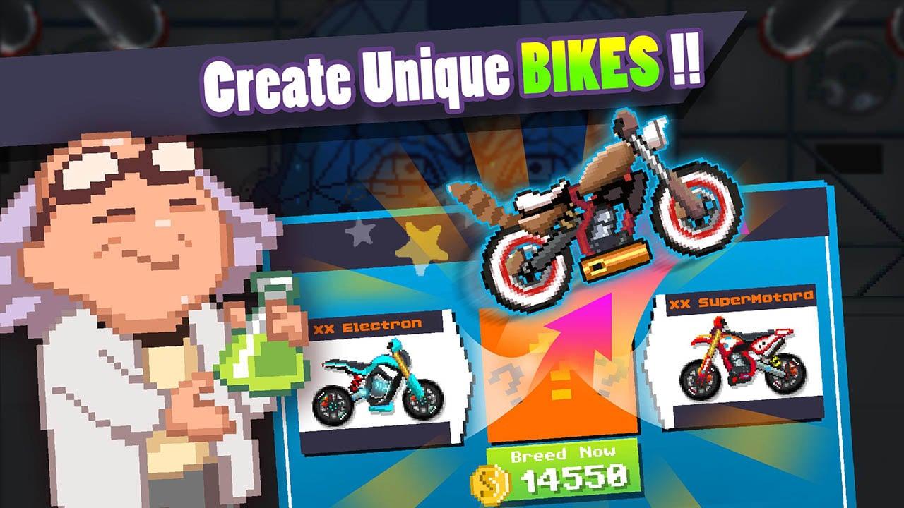 Motor World Bike Factory screen 2