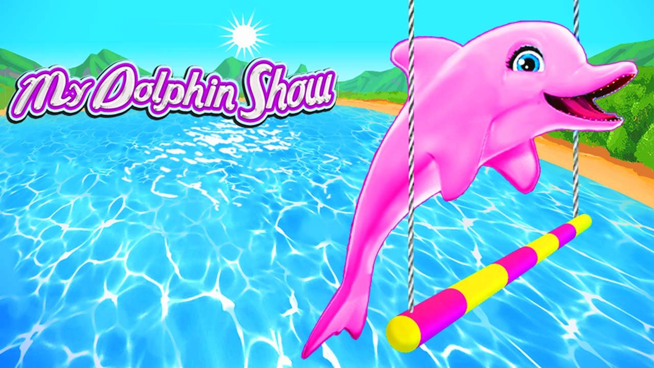 My Dolphin Show poster
