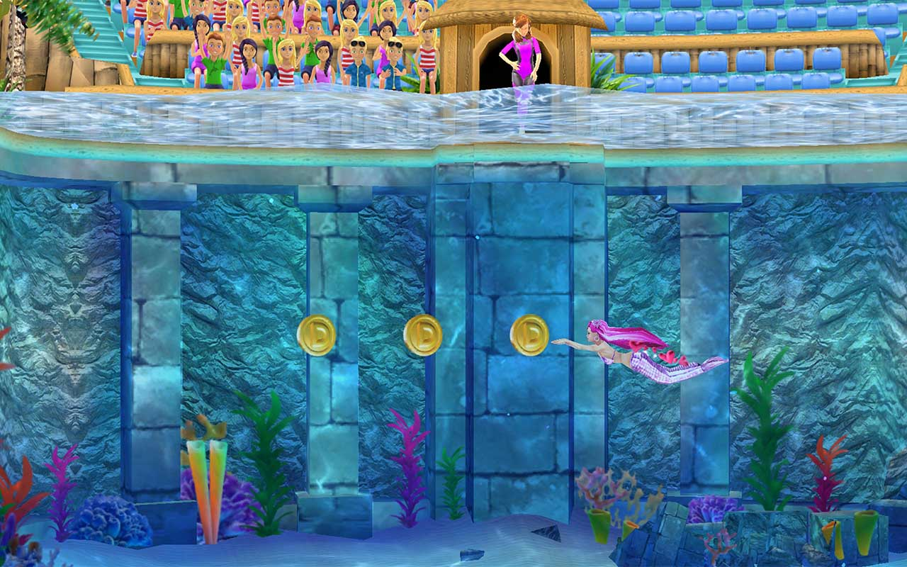 My Dolphin Show screen 2