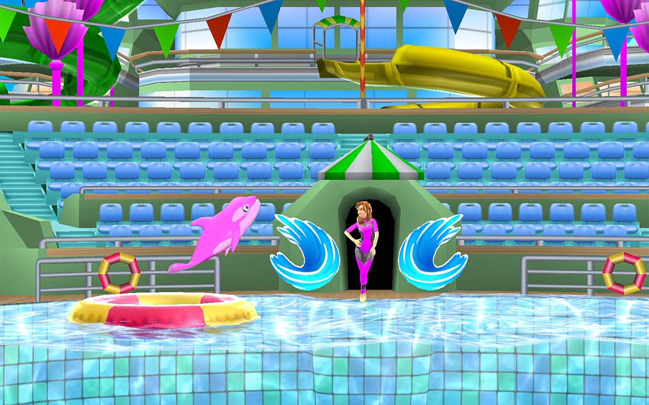 My Dolphin Show screen 3