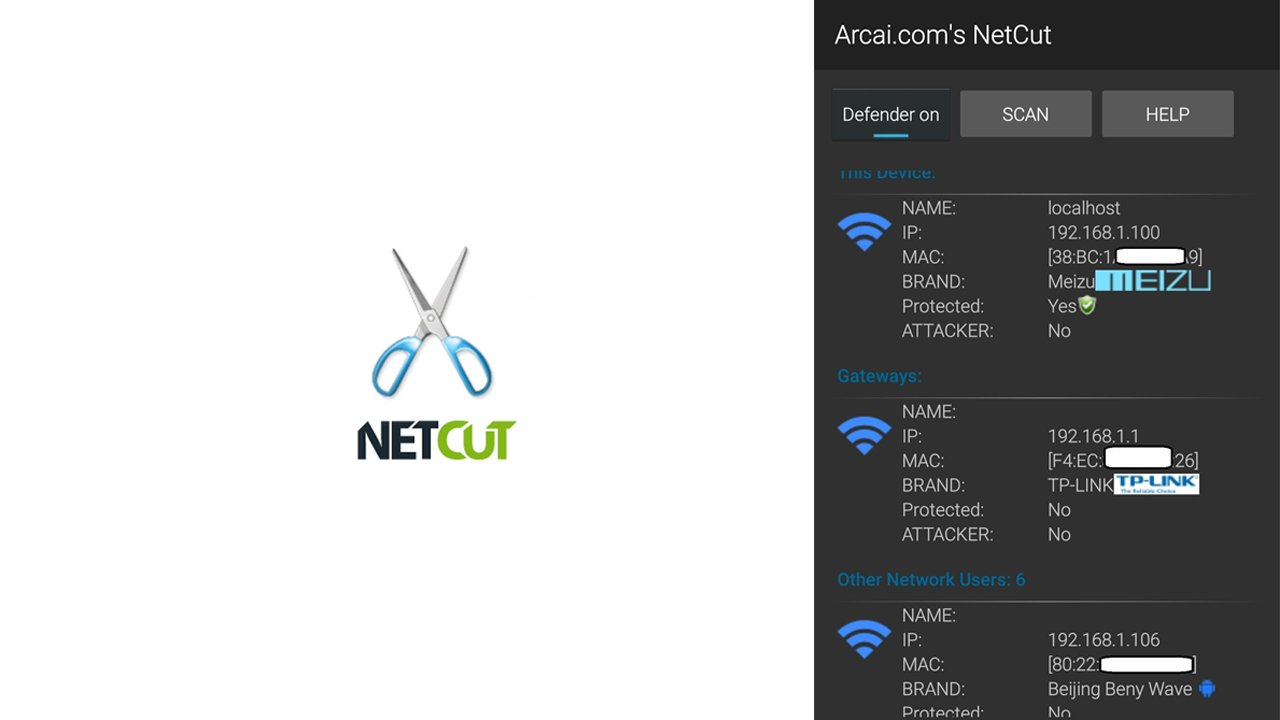 NetCut poster