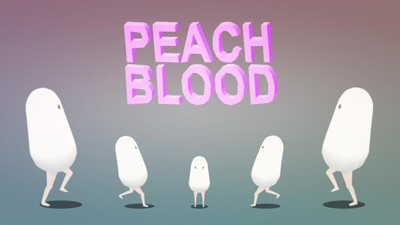 PEACH BLOOD poster