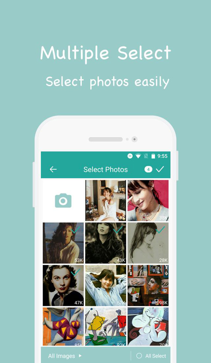 Photo Compress & Resize screen 1