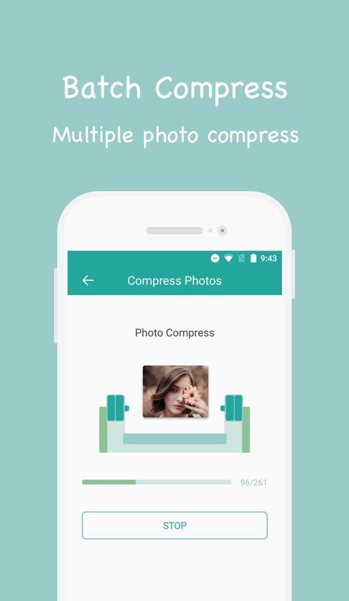Photo Compress & Resize screen 2