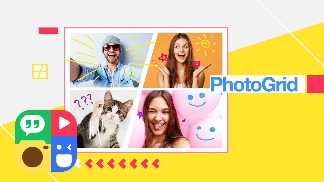 PhotoGrid & Video Collage Maker poster