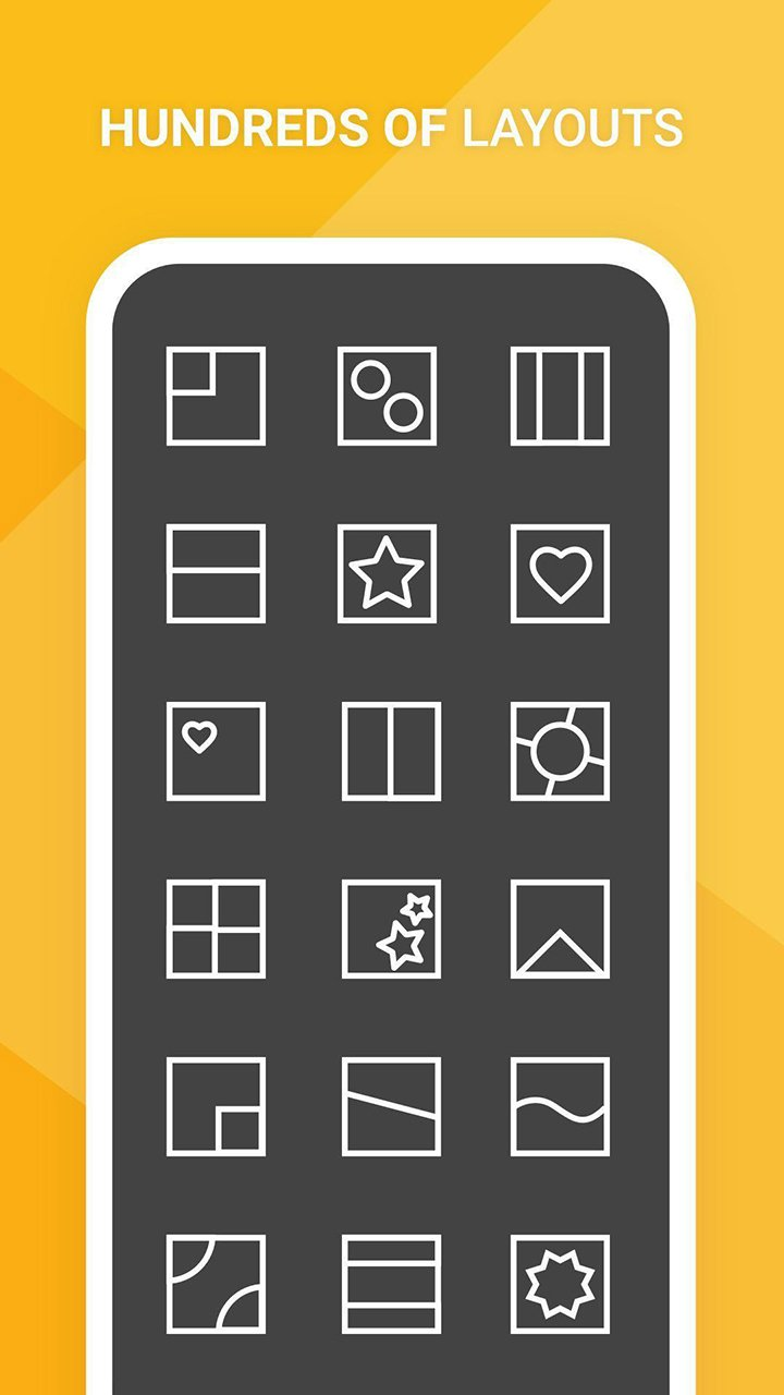 PhotoGrid & Video Collage Maker screen 1