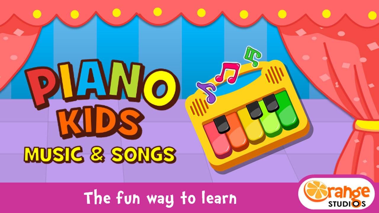 Piano Kids poster
