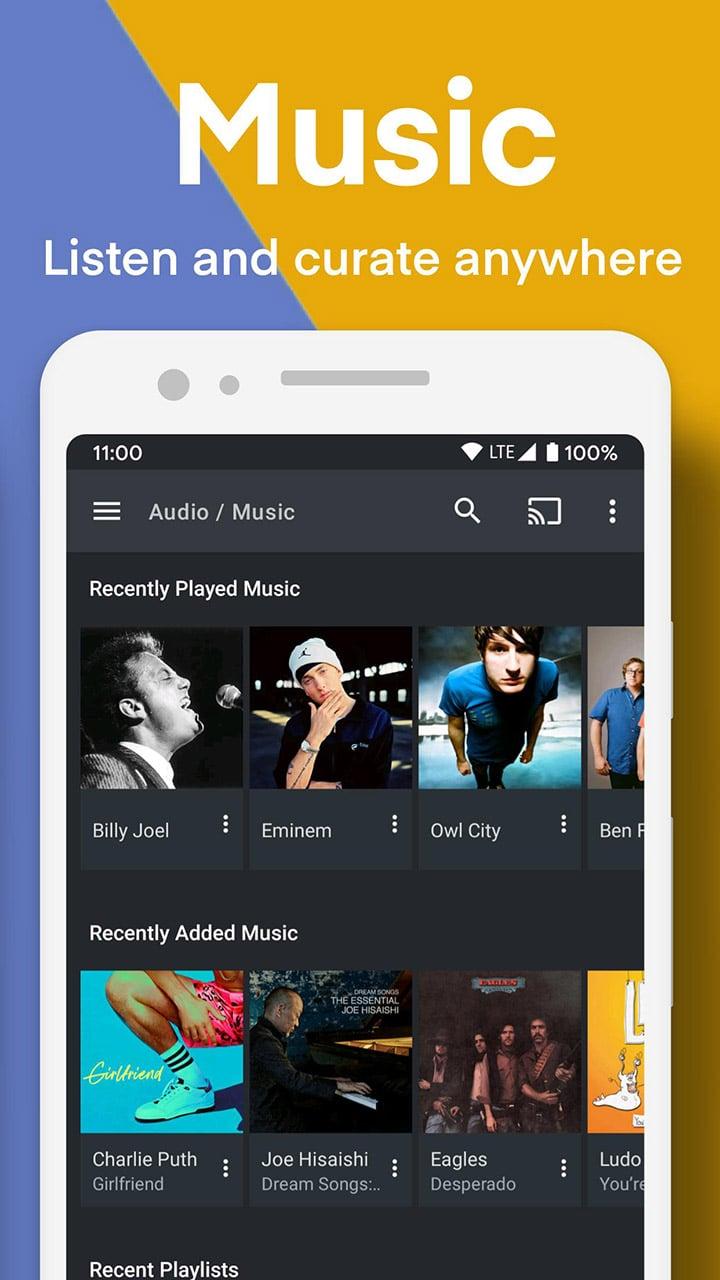 Plex screen 4
