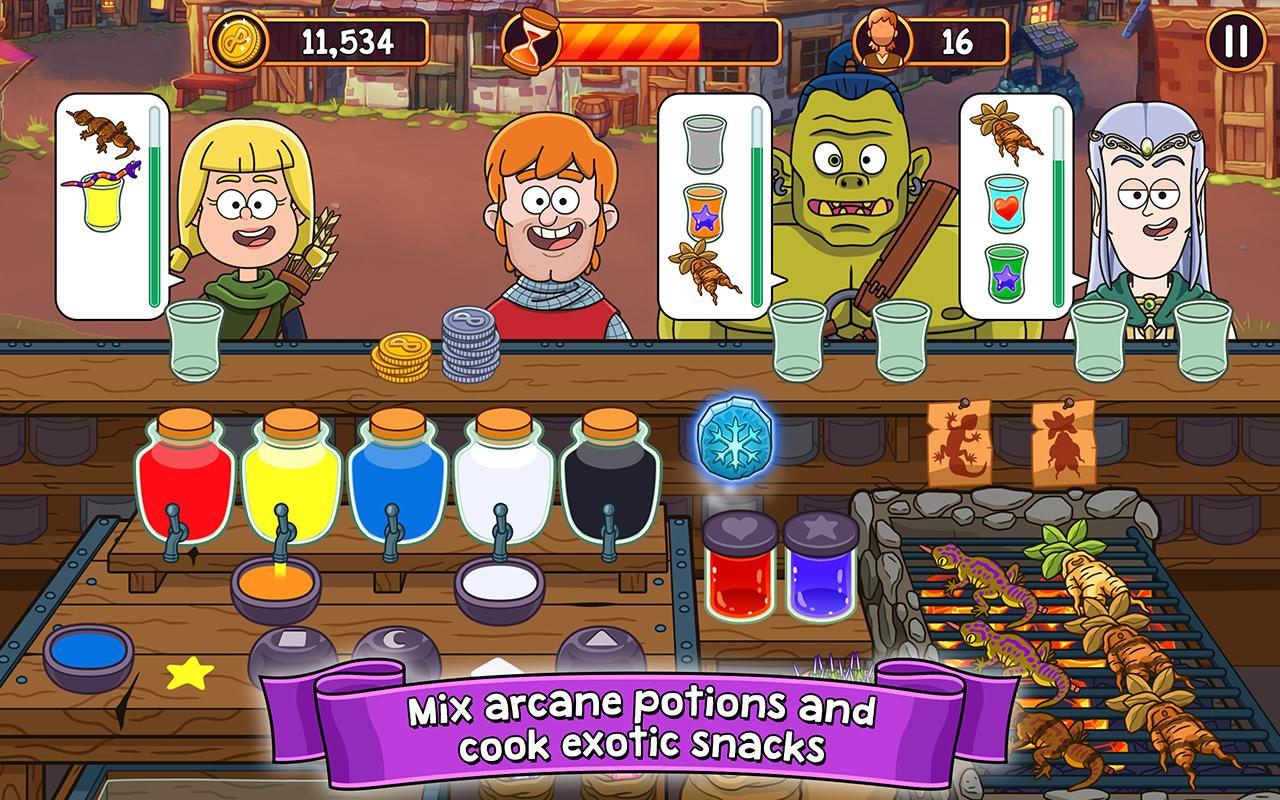 Potion Punch screen 0