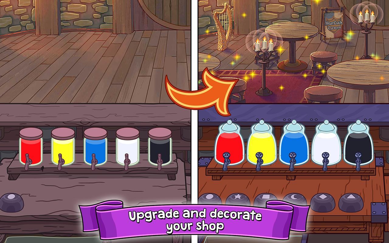Potion Punch screen 1