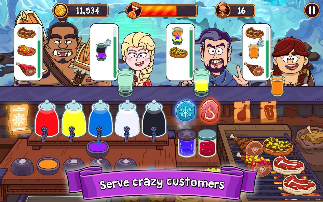 Potion Punch screen 3