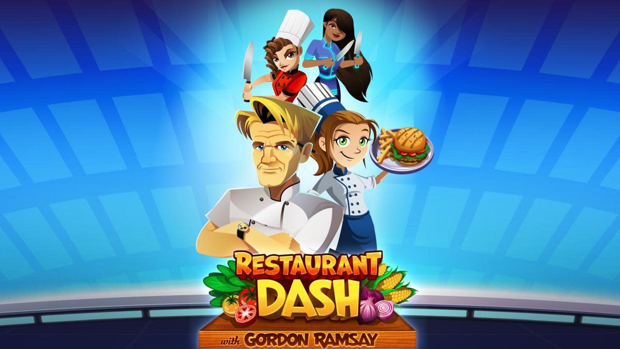 RESTAURANT DASH poster