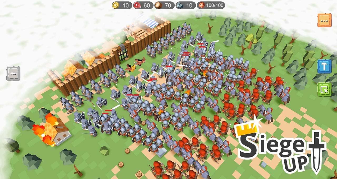 RTS Siege Up screen 0