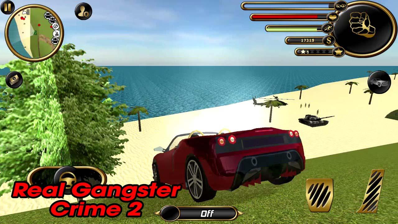 Real Gangster Crime 2 poster