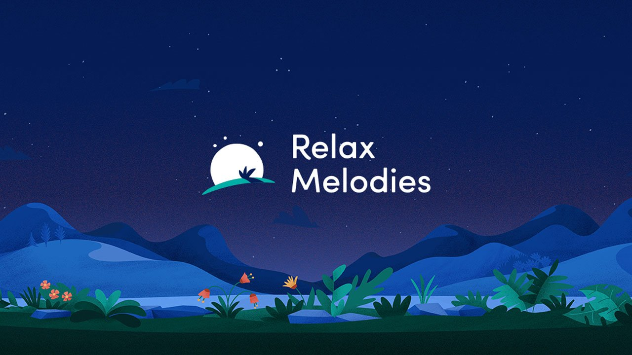 Relax Melodies poster