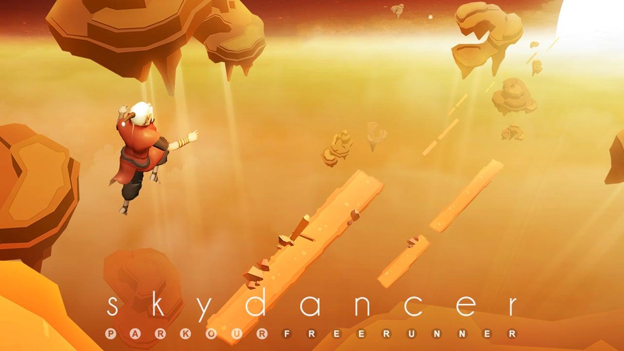 Sky Dancer Run poster