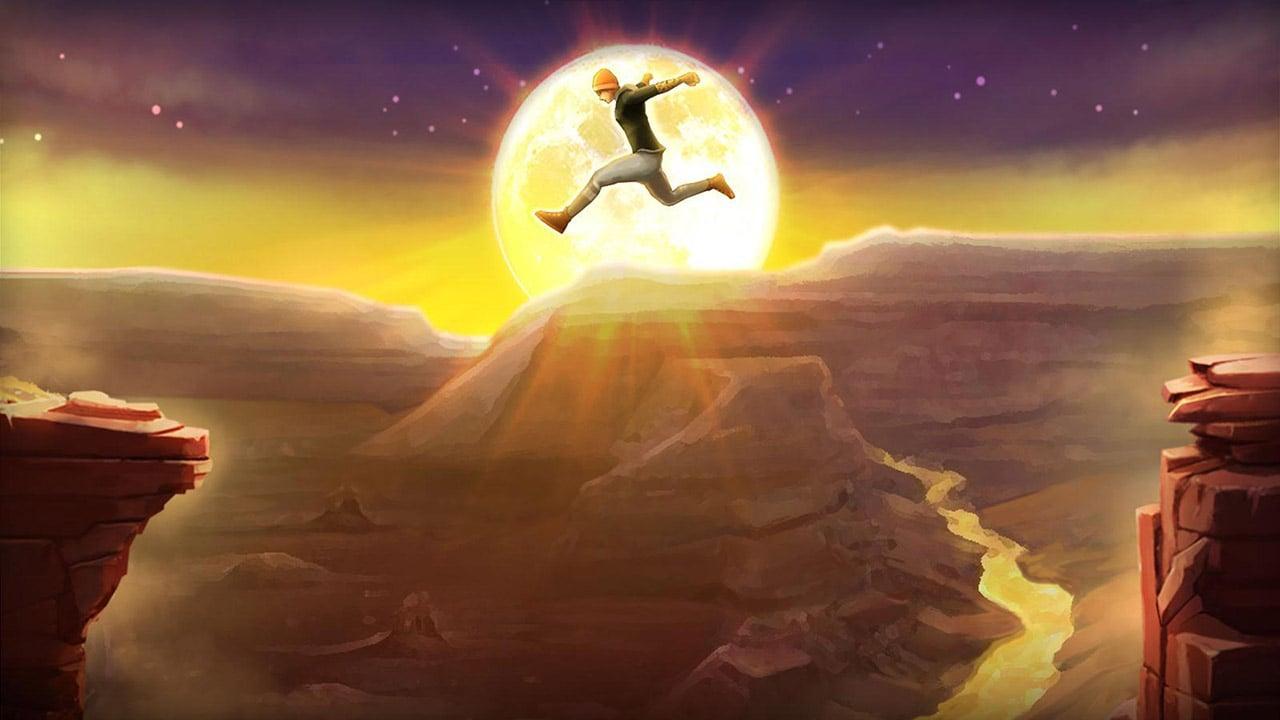 Sky Dancer Run screen 0