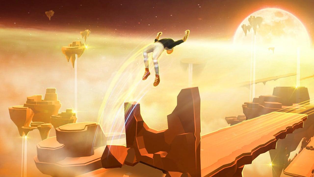 Sky Dancer Run screen 1