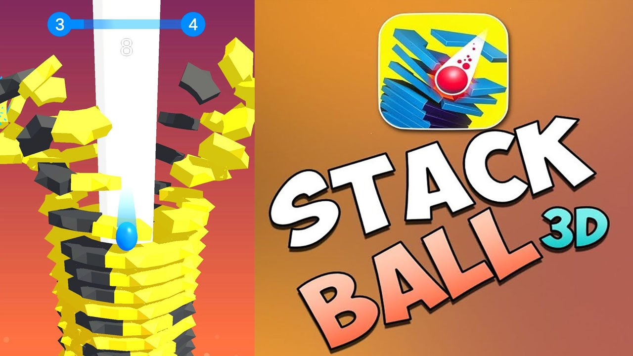 Stack Ball poster