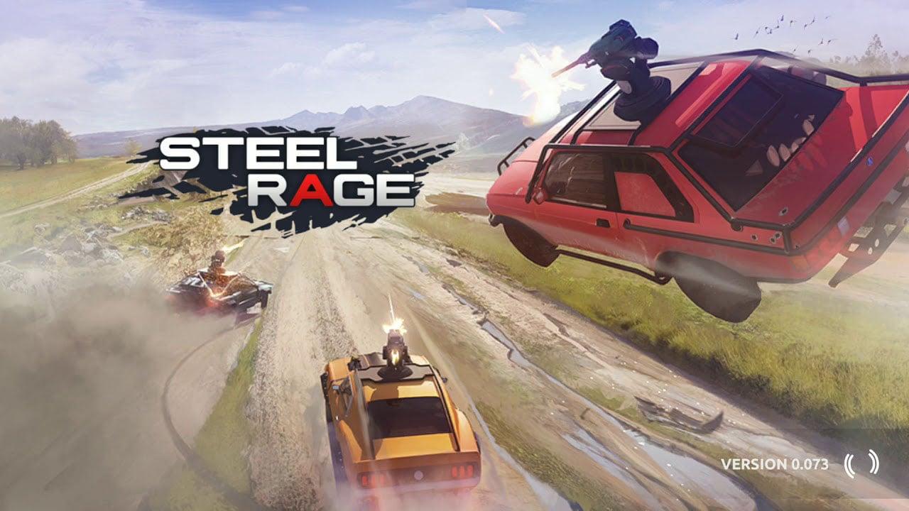 Steel Rage poster