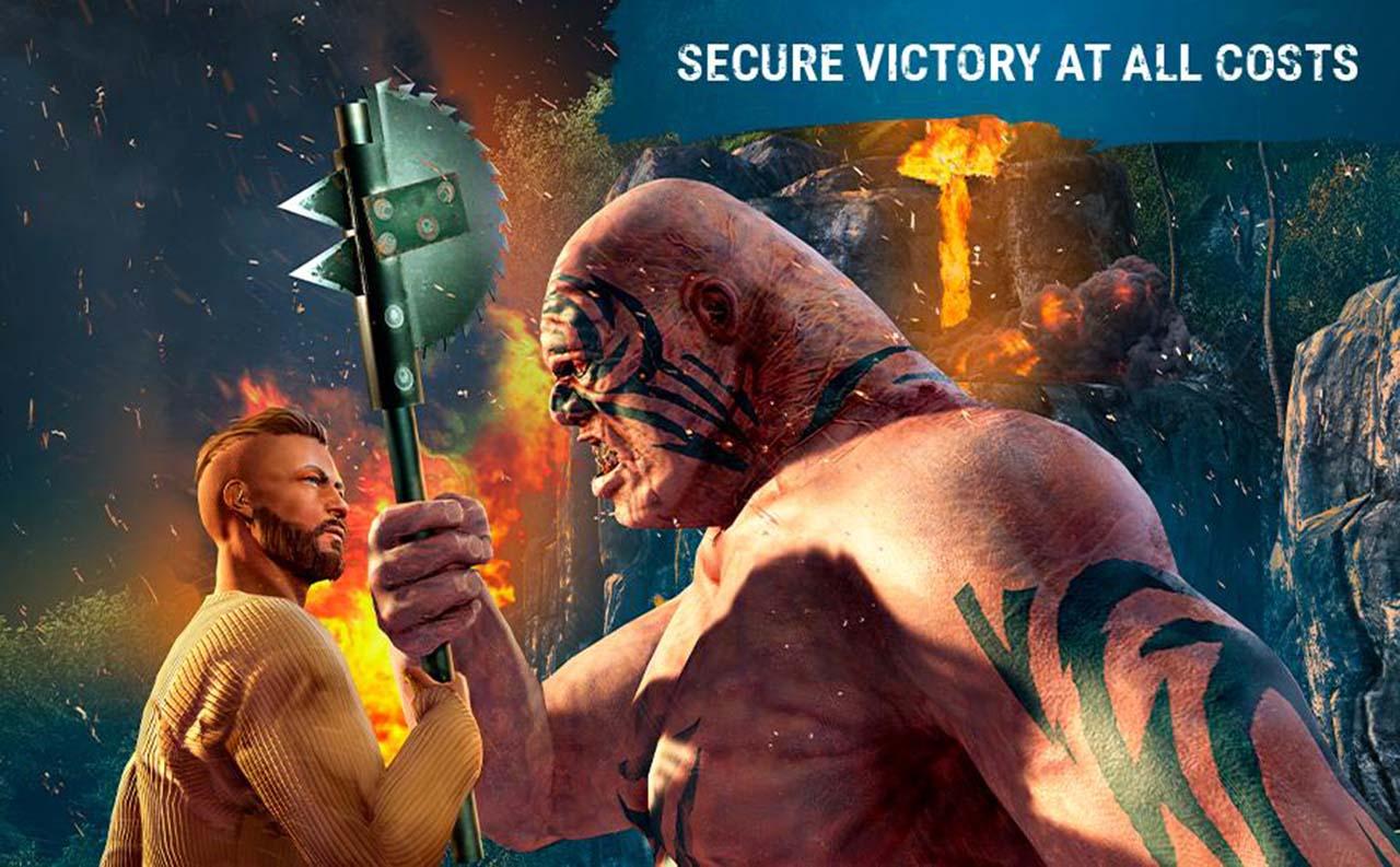 Survivalist invasion screen 3