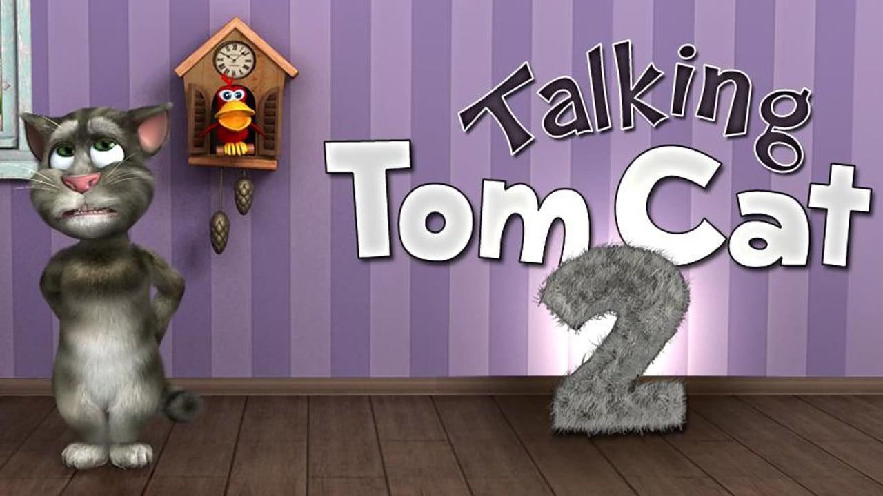 Talking Tom Cat 2 poster