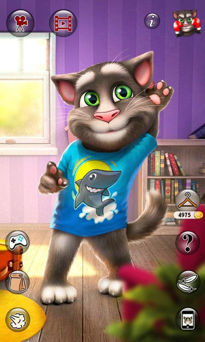 Talking Tom Cat 2 screen 0