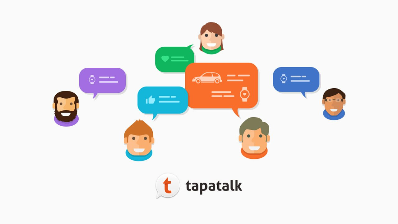 Tapatalk poster