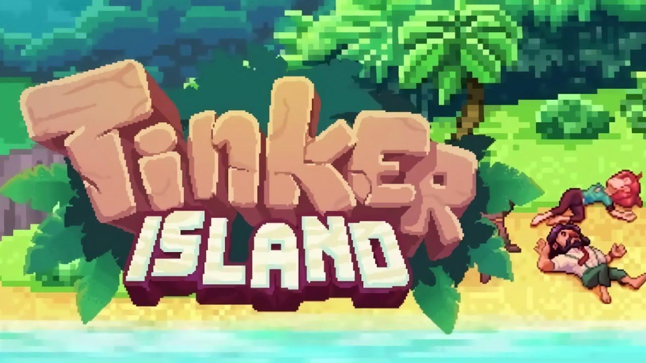Tinker Island poster