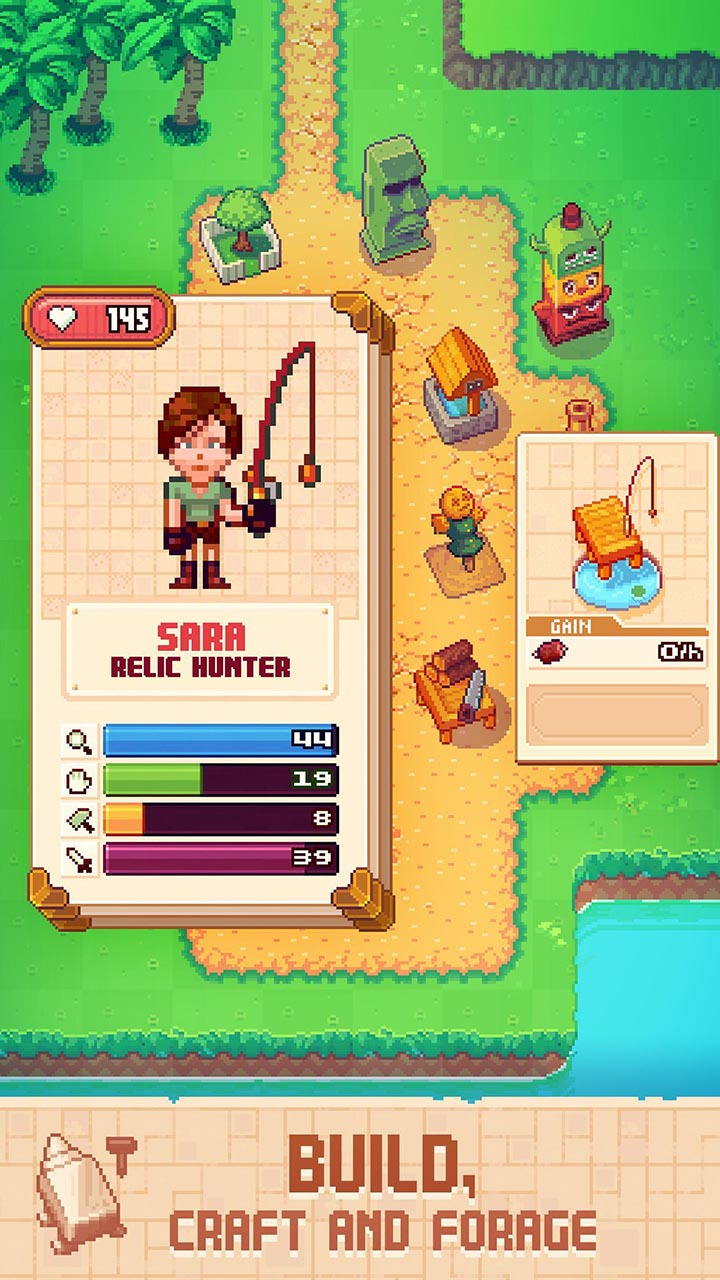 Tinker Island screen 0