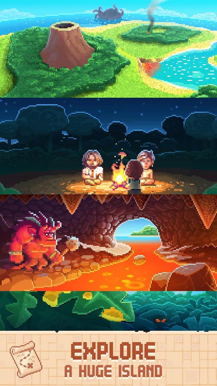 Tinker Island screen 2