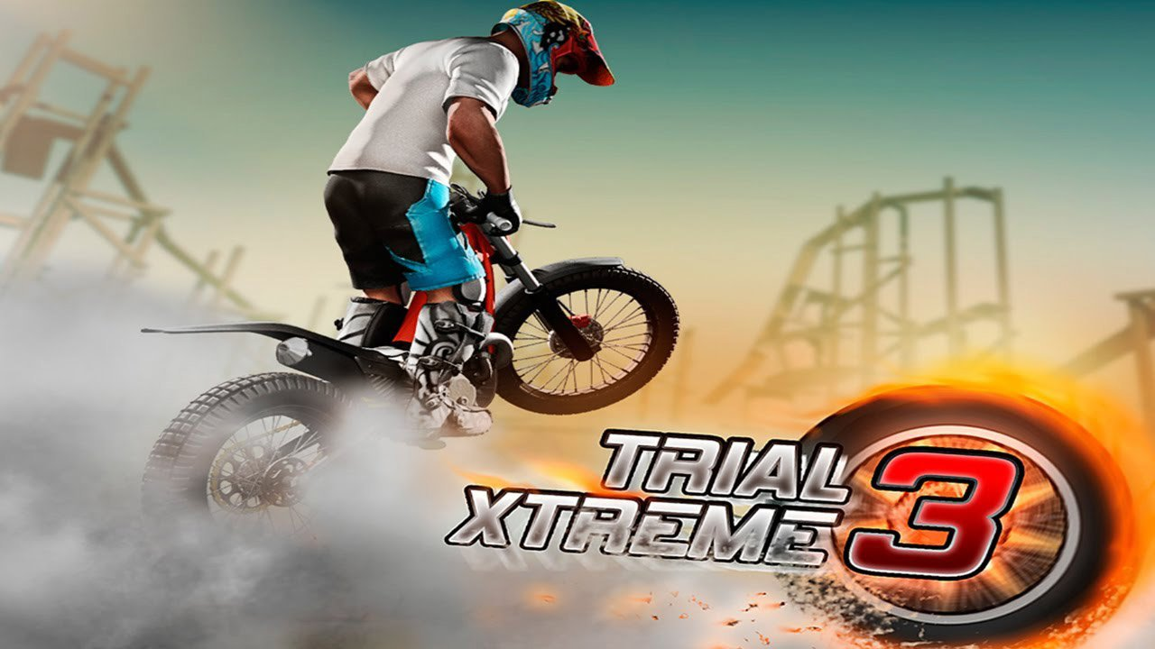 Trial Xtreme 3 poster
