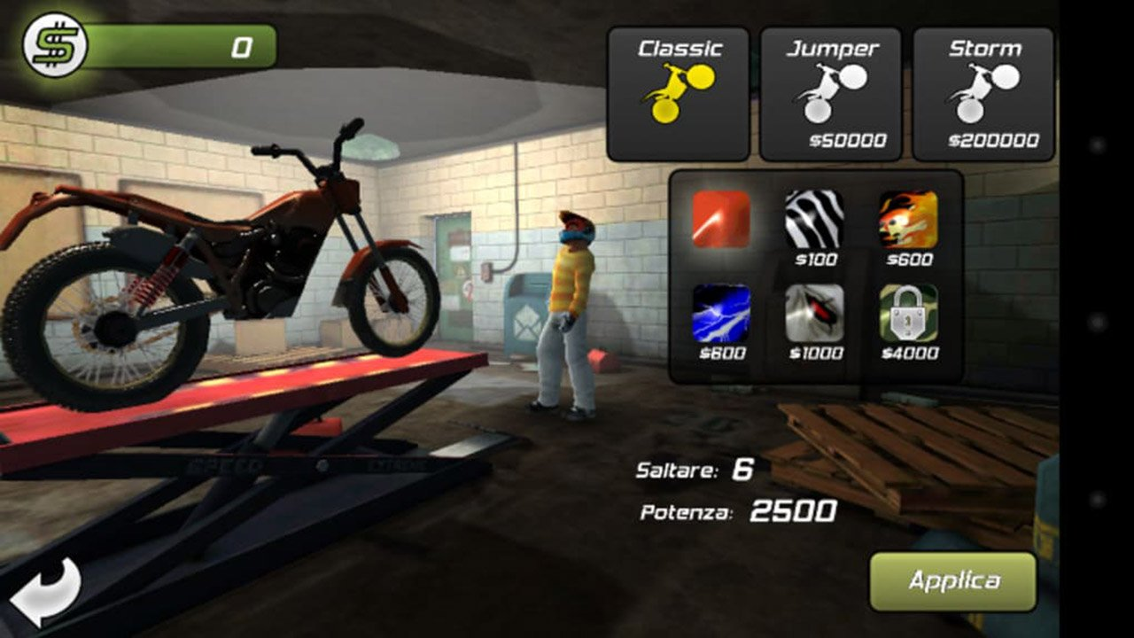 Trial Xtreme 3 screen 1