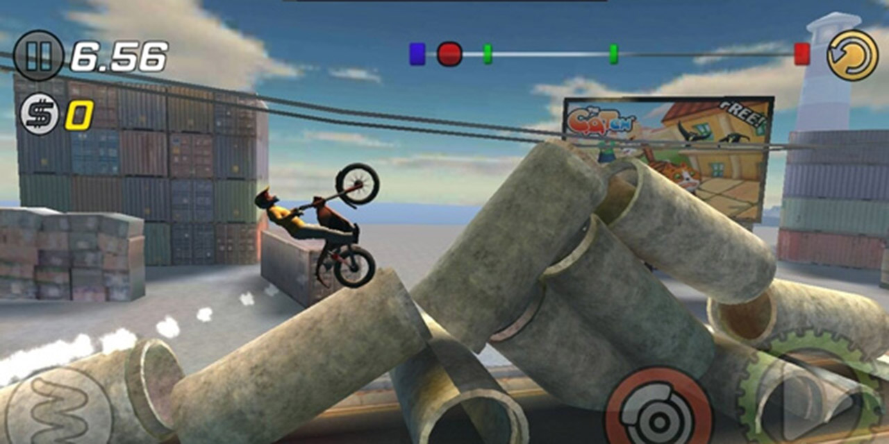 Trial Xtreme 3 screen 2