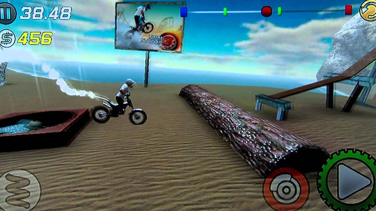 Trial Xtreme 3 screen 3