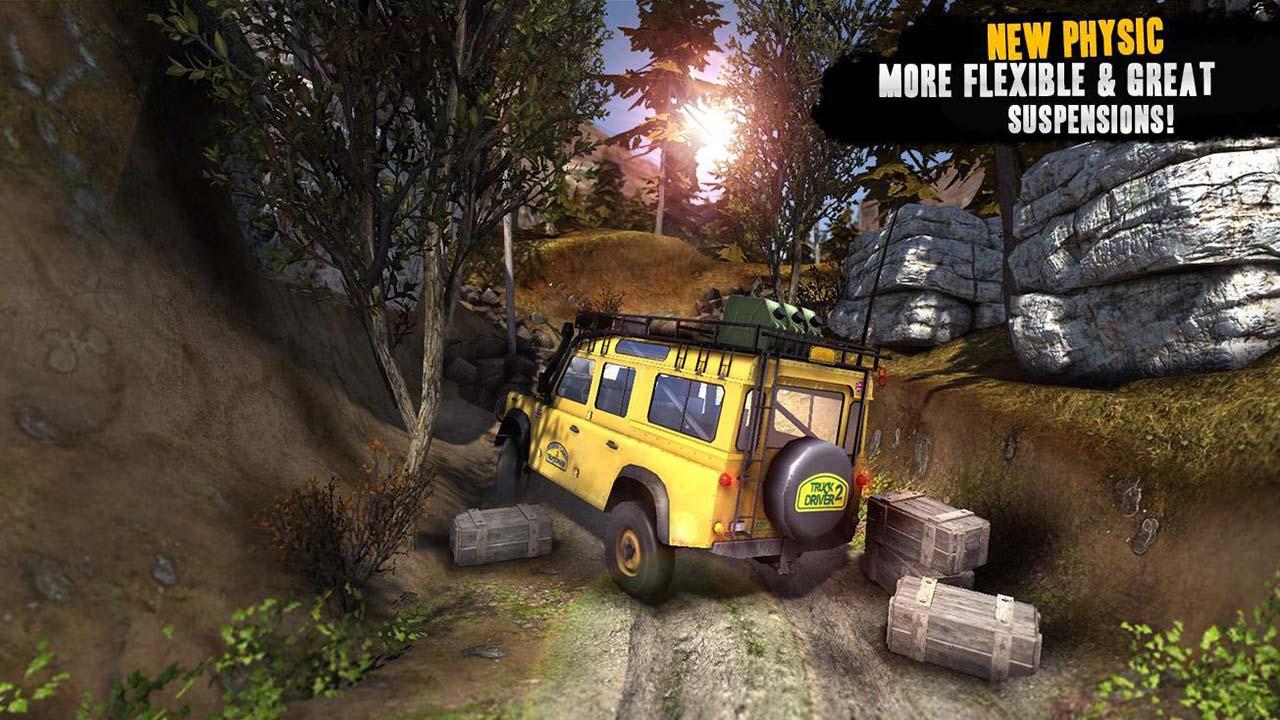 Truck Evolution Offroad 2 screen 1