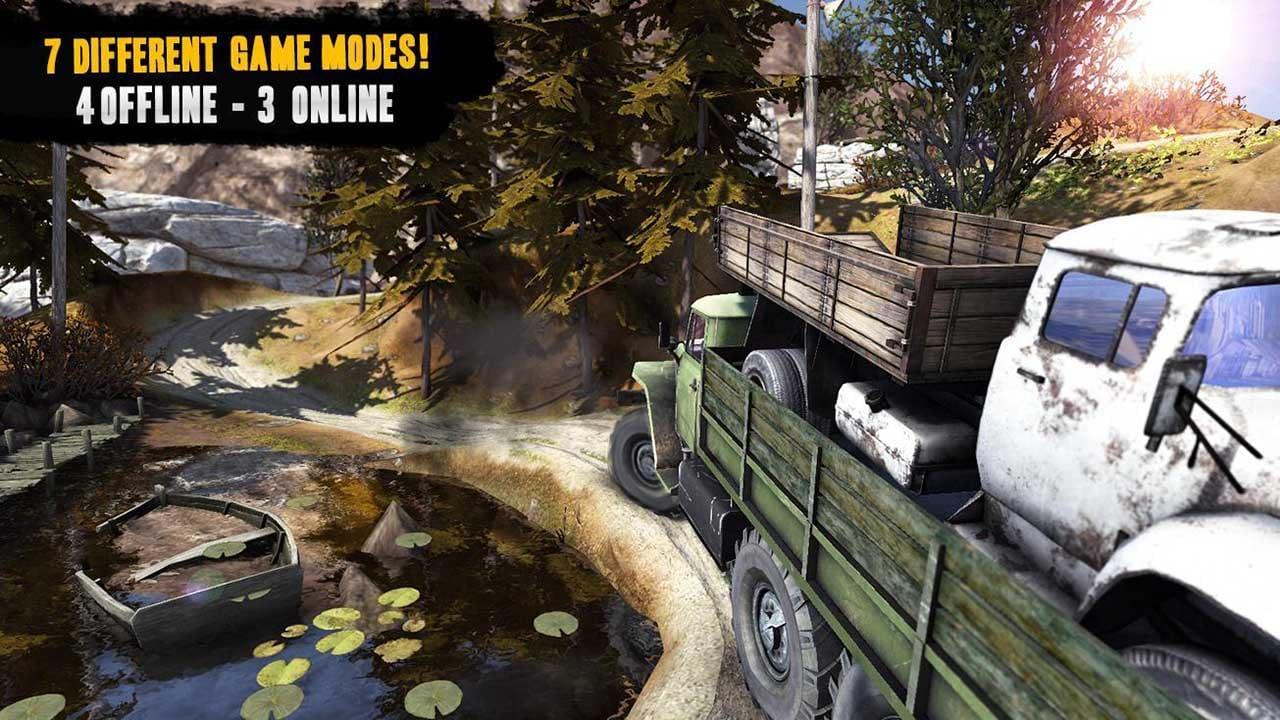 Truck Evolution Offroad 2 screen 3