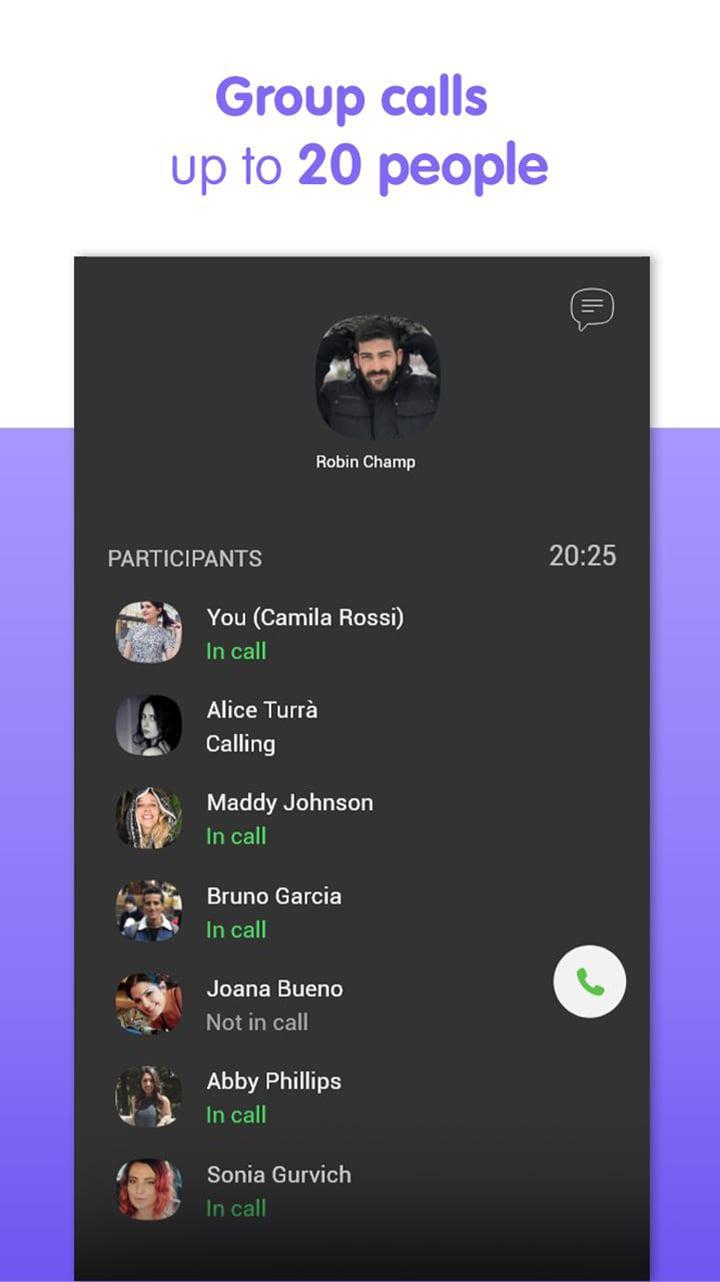 Viber screen 0
