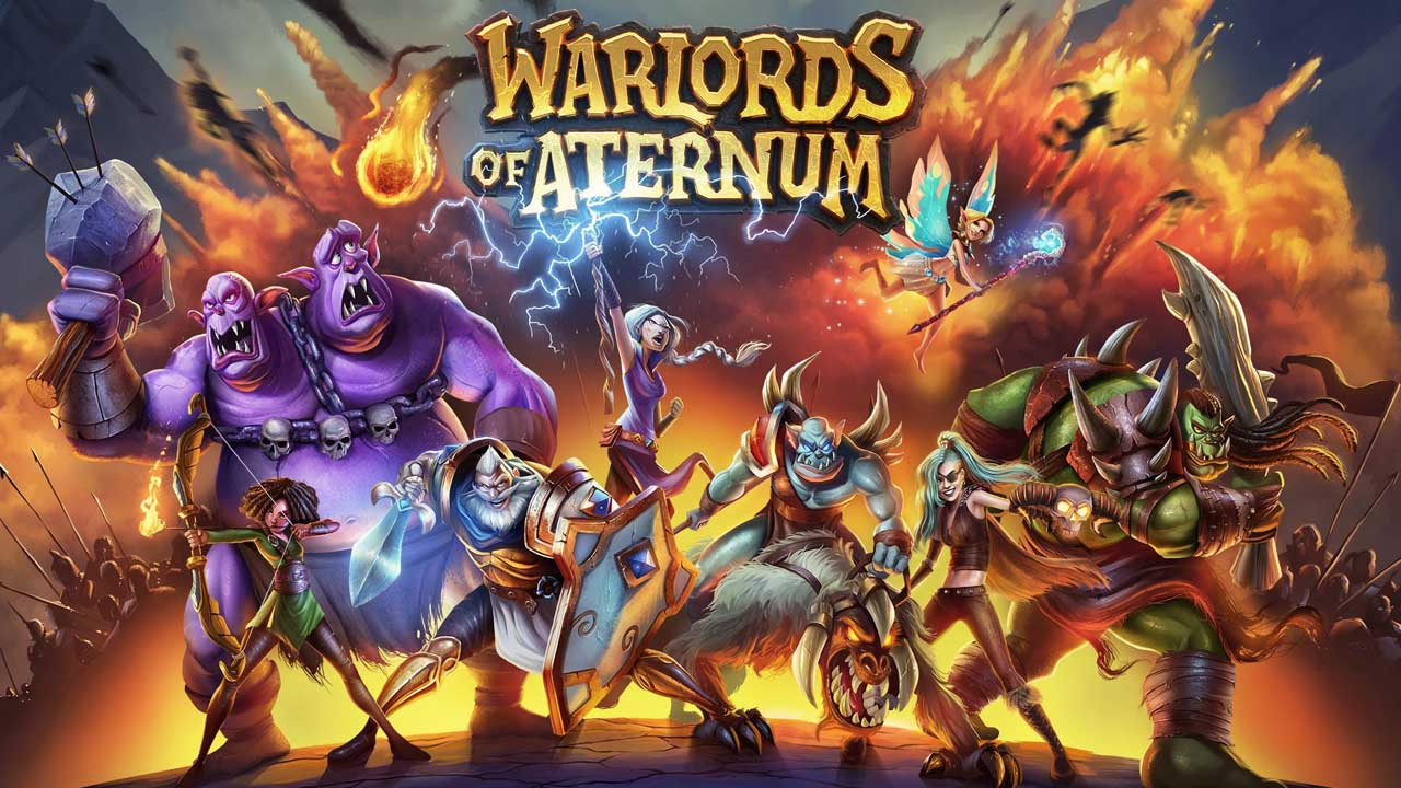 Warlords of Aternum poster