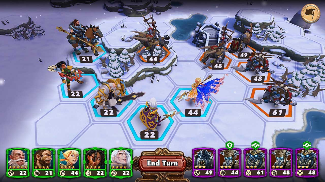 Warlords of Aternum screen 4